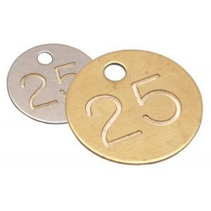 Deep Engraved Metal Tags