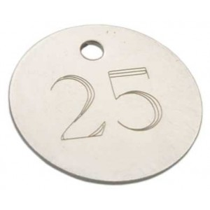 Etched Metal Tags