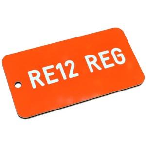 Fleet Registration Tags